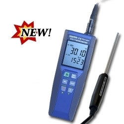 Datalogging Thermometers